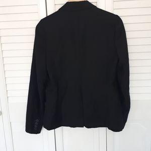 J. Crew Jackets & Coats - Wool J.Crew blazer. Black size 4